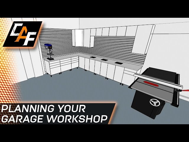 Fast and easy planning garage workshop for Garage auto fab ennery